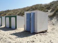 Strandcabine Domburg - Luniek 2
